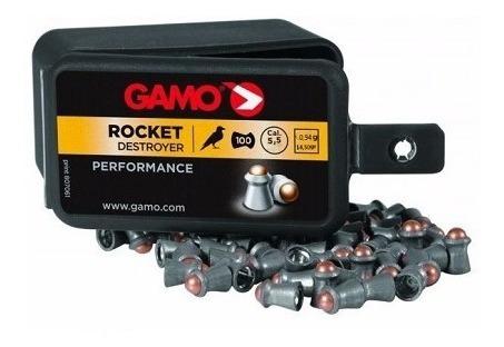 diabolos gamo rocket calibre 5.5