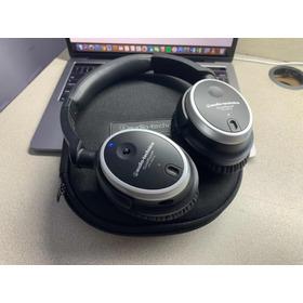 Diadema Audio-téchnica Quietpoint Ath-anc7b Noise-cancelling