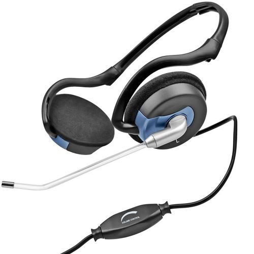diadema con microfono genius voip chatting hs-300n