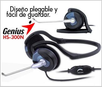diadema genius hs-300n