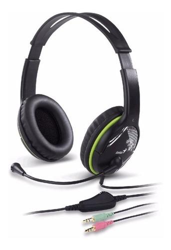 diadema genius hs-400a 2 plug stereo