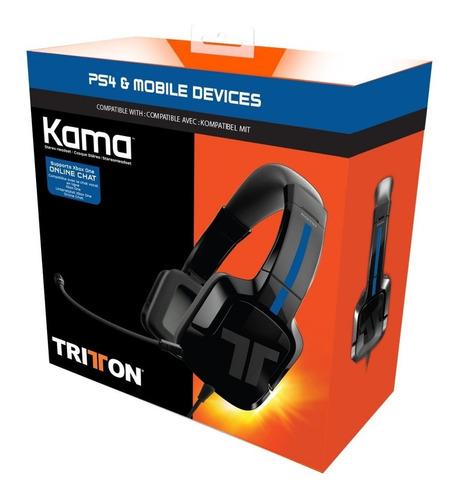 diadema headset kama tritton xbox one ps4 celular tablet