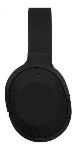 diadema lf acoustics bt5.0 12hrs 250mah 3.5mm aura negro /vc