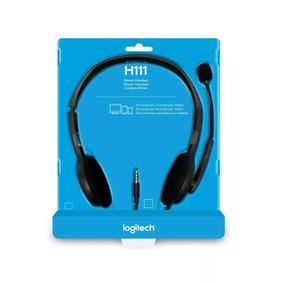 Logitech H111 H111 Gris reacondicionados Auriculares est/éreo
