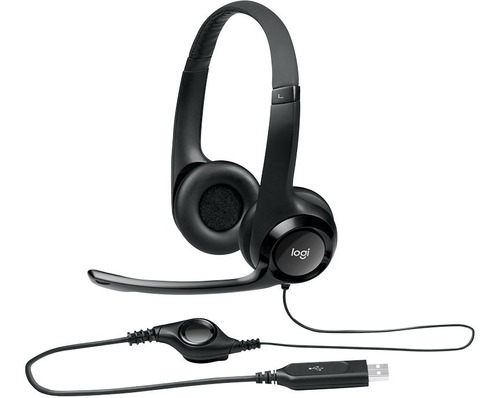 diadema logitech h390 clearchat