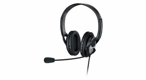 diadema microsoft lx-3000 c/microfono cacelacion d ruido usb
