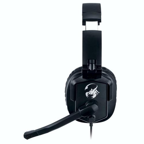 diadema plegable para gamers genius gx gaming hs-g550 lychas