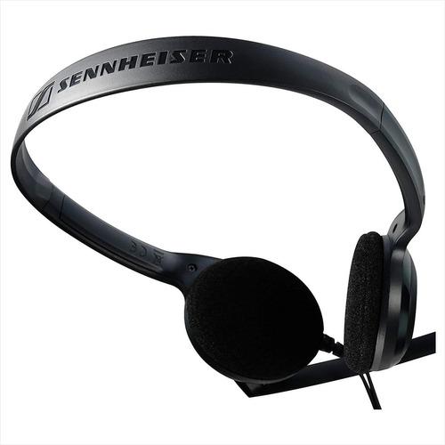 diadema sennheiser pc 3 chat / micrófono con supresión ruido