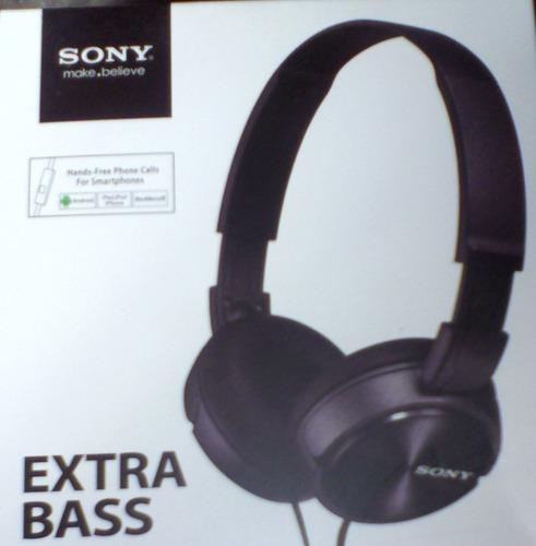 diadema sony extra bass zx320 negro