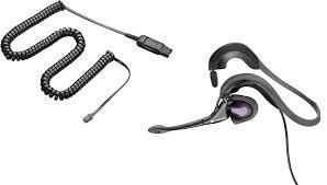 diadema telefonica h171n plantronics facturada profesional