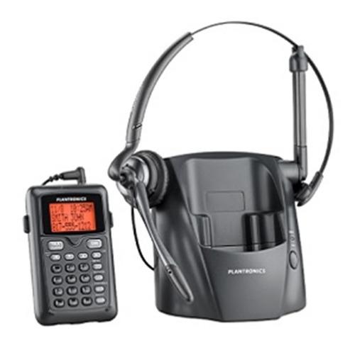 diadema teléfono inalámbrico plantronics ct14