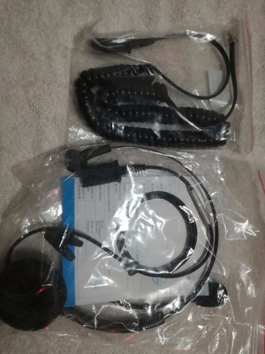 diadema teleksis para teléfonos análogos e ip