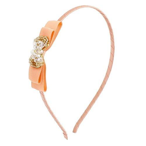 diadema uxcell mujeres crystal bowknot ornamento hairband