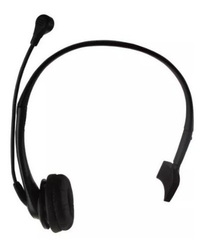 diadema x-kim mono auricular usb hf-400 control microfono