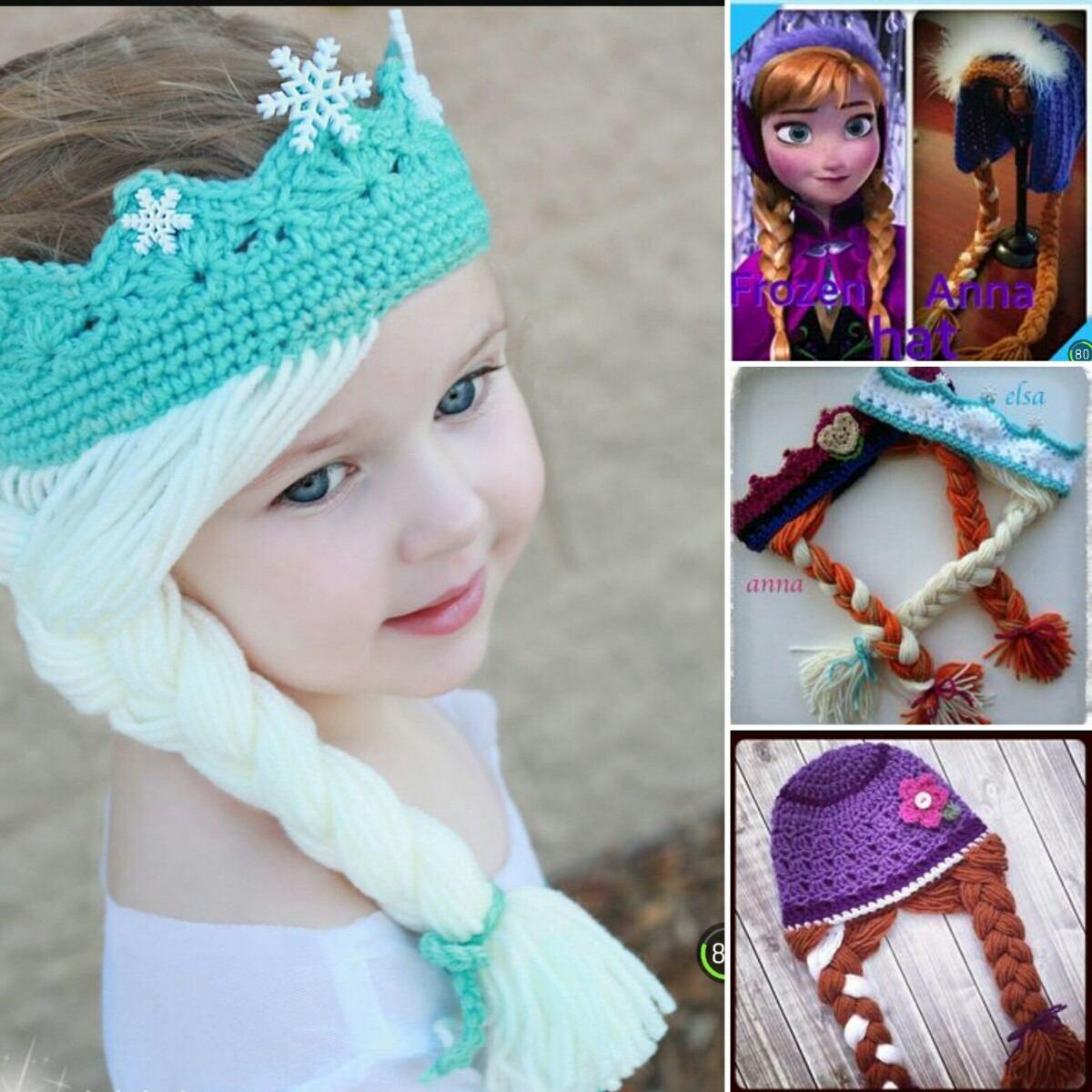 Diademas y tiaras tejidas para bebe y ni as bs 150 00 en mercado libre Diademas de nina originales
