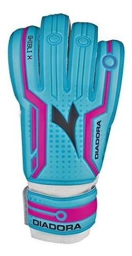 diadora fútbol 861015-7027 guantes ghibli x portero, 7