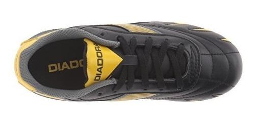 diadora - niños pilone l md pu jr futbol zapato