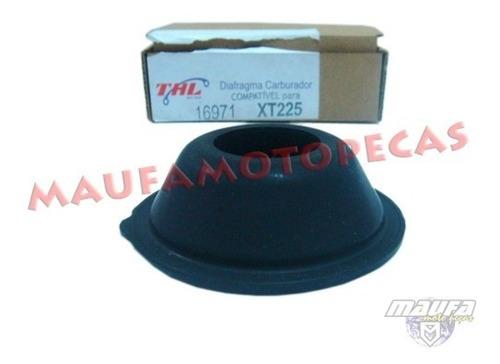 diafragma pistonete carburador xt 225