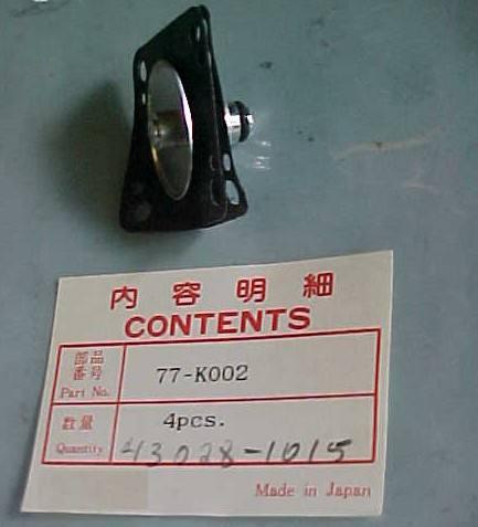 diafragma torneira xs650 xj700 xs750 xs850 xj900 xj110 napco