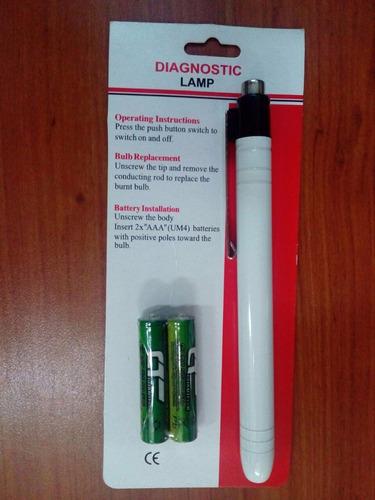 diagnostic lampara