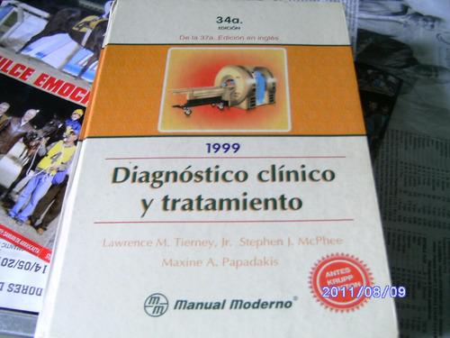 diagnostico clinico y tratamiento de tierney y mc phee