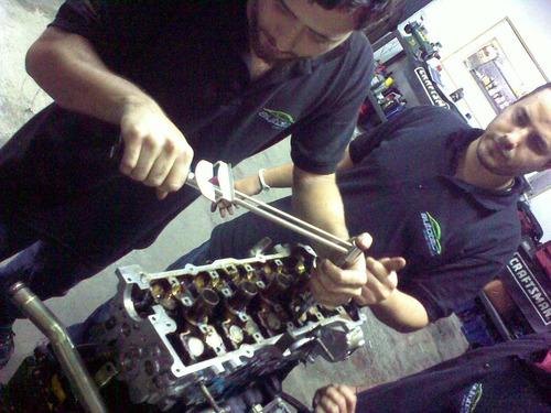 diagnostico electronico  taller mecánica (fallas)
