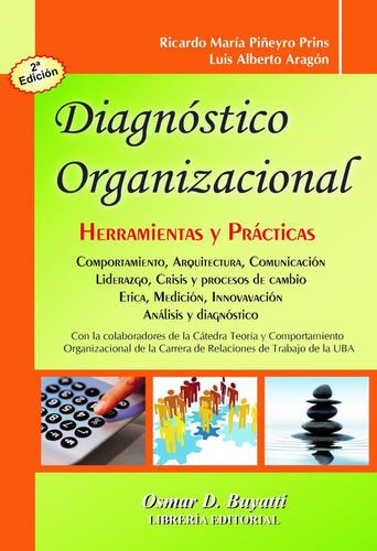 diagnóstico organizacional 2da ed. aragón - piñeyro prins