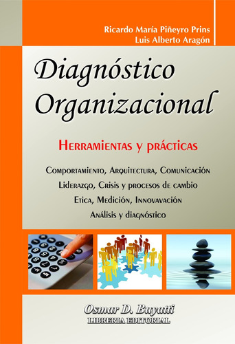 diagnóstico organizacional aragón piñeyro prins