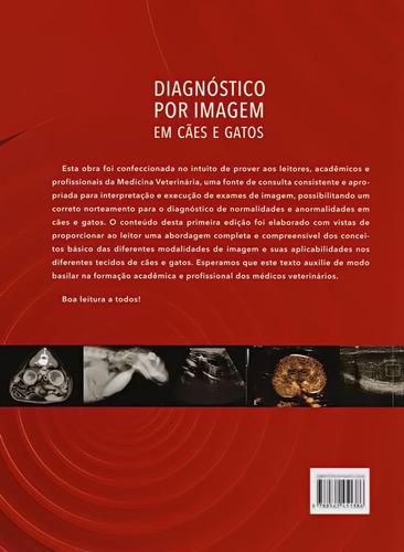diagnóstico por imagem em cães e gatos