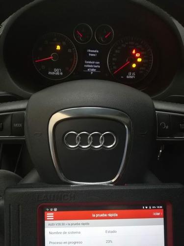 diagnóstico y reparación, computadoras automotrices y airbag