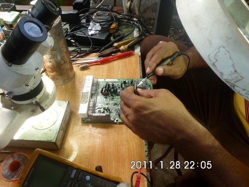 diagnóstico y reparación de computadoras automotrices