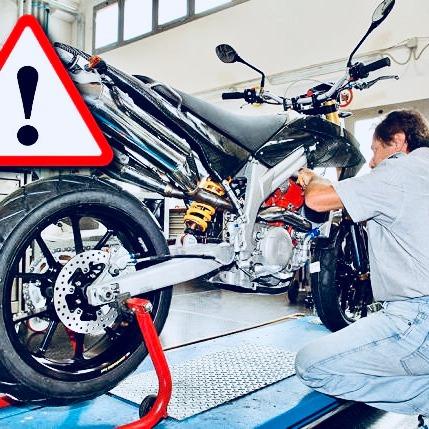 diagnostico y reparación sistema electrico de motos