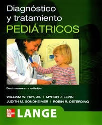 diagnostico y tratamiento pediatricos de william hay 19º edi