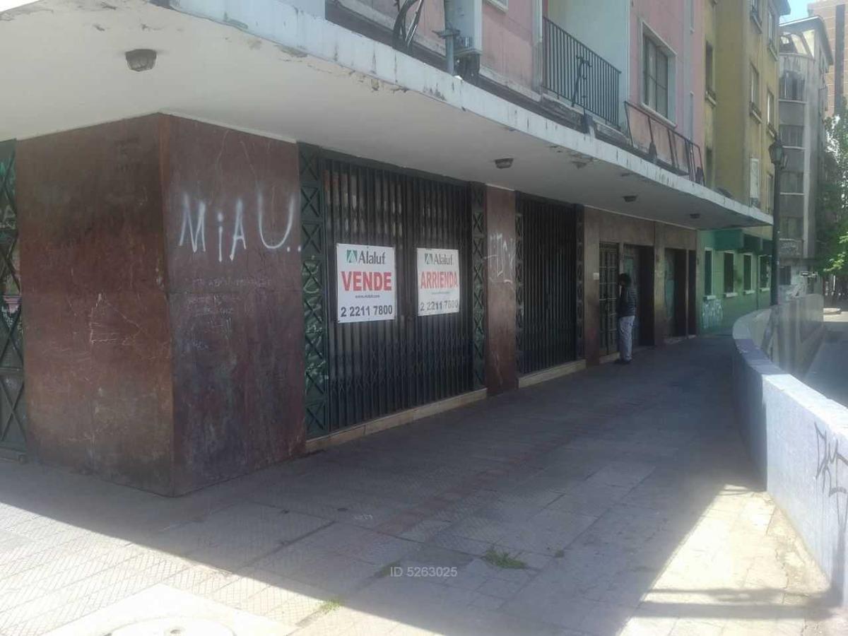 diagonal paraguay / alameda
