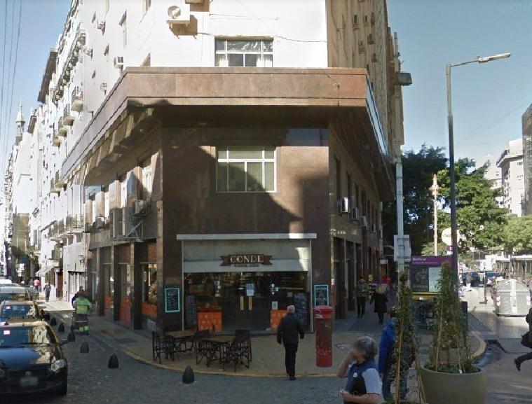 diagonal sur y perú - local en venta con renta - apto t/destino - centro