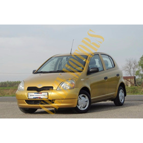 Diagrama Electrico - Reparacion Toyota Yaris 1999 - 2005