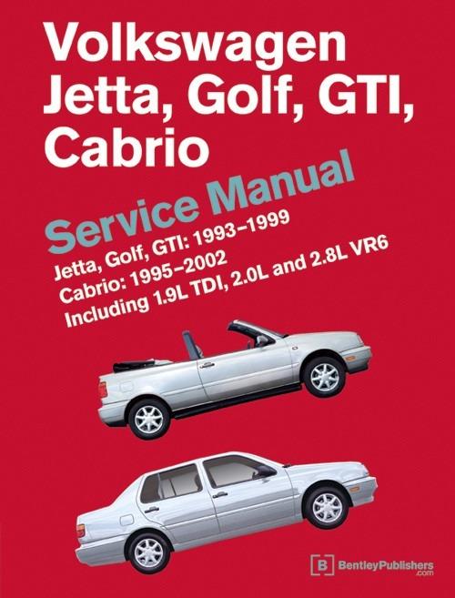 Diagrama Electrico Manual De Taller Jetta Golf A3 93 A 2002
