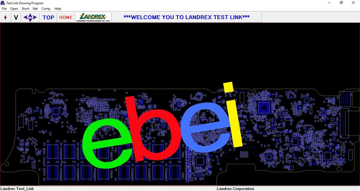 Diagrama Esquema Técnico Brd Macbook A1465 820-3208 Eagle