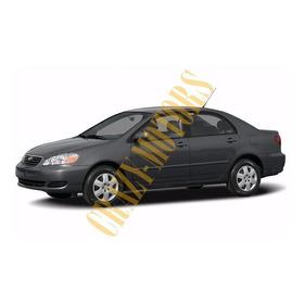 Diagramas Electricos - Toyota Corolla New Sensation 03 - 08