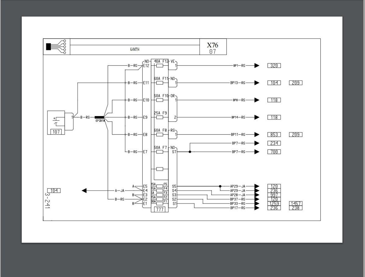 Diagramas Electricos Renault Kangoo 2007 - 2008