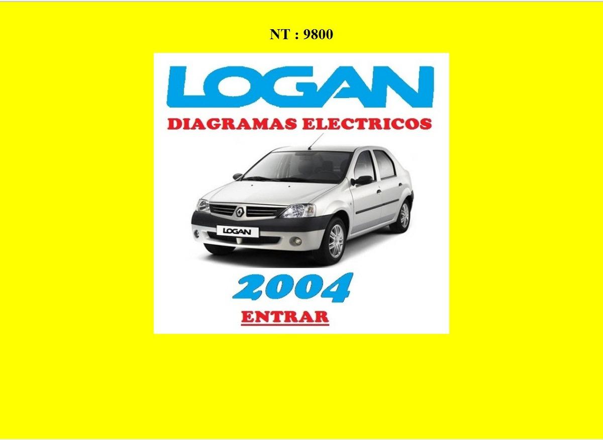 Diagramas Electricos Renault Logan 2004-2005