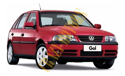 diagramas electricos - volkswagen gol g3 1999 - 2004  *