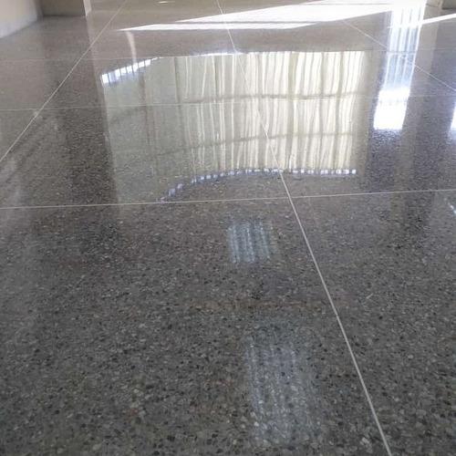 diamantado y cristalizado de piso de granito y mármol y tope