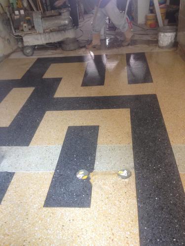 diamantamos y cristalizamos su piso de granito o mármol