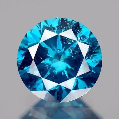 diamante azul .30 quilates