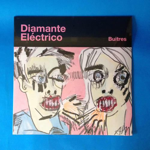 diamante eléctrico / buitres vinilo