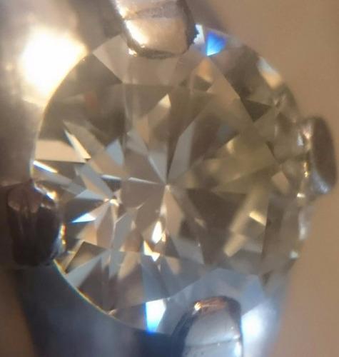 diamante natural redondo 2.72 carats limpio