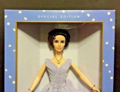 diamantes blancos barbie doll elizabeth taylor hollywood vg