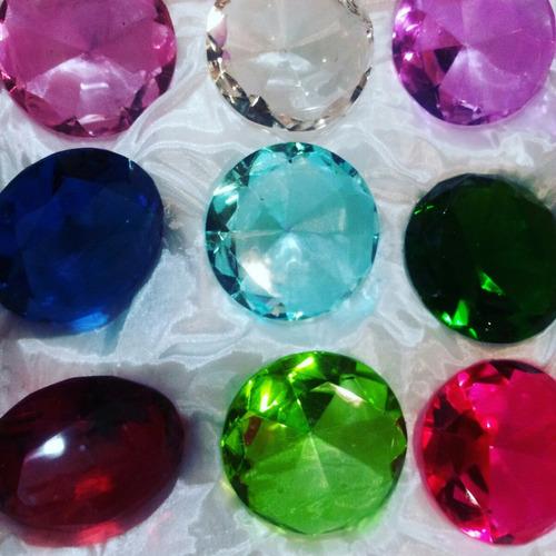 diamantes de 6cm
