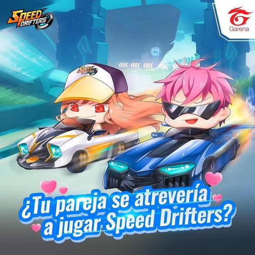 diamantes speed drifters - fastcard